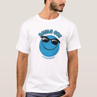 smile cuz  It's Contagious! T-Shirt