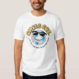 smile cuz, t shirt