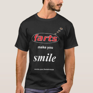 Smile (Dark Shirt) T-Shirt
