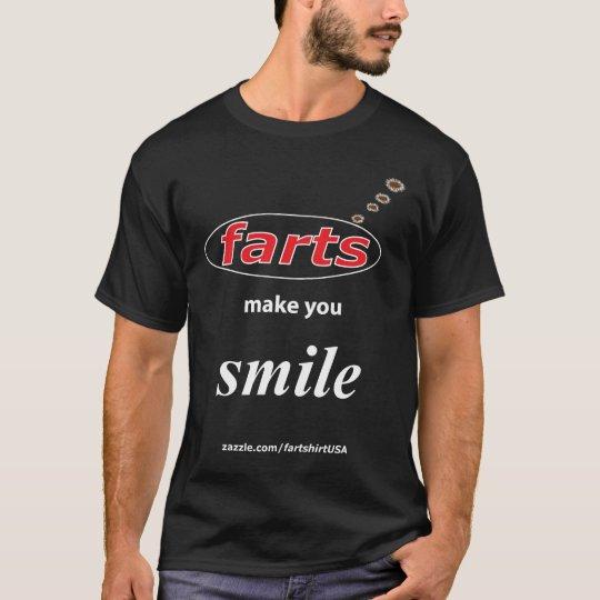 Smile (Dark Shirt) T-Shirt