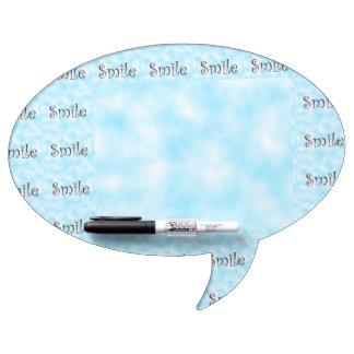 Smile-Dry Erase Board