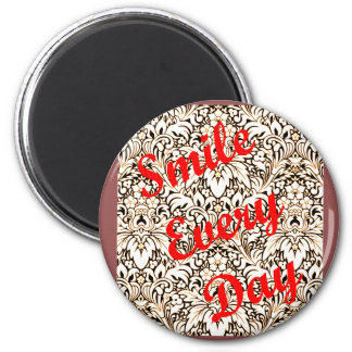 Smile Every Day Magnet