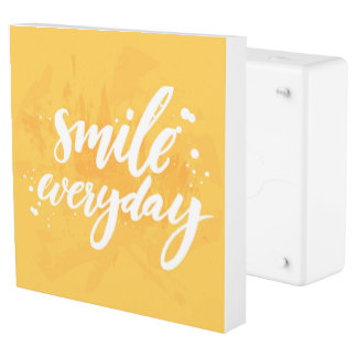 Smile Everyday Outlet Cover
