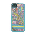 Smile Face Abstract iPhone 5/5S Case