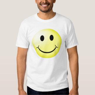 Smile Face Tee Shirt