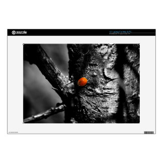 """smile for a ladybug 15"""" laptop skins"""
