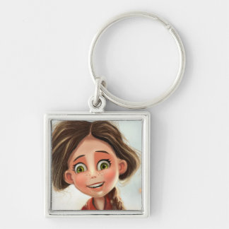 smile for me keychain