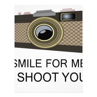 Smile For Me Letterhead