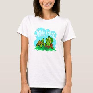 smile friend turtle turtle T-Shirt