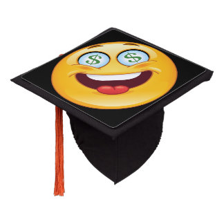 SMILE Graduation Cap Topper