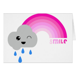 Smile Greeting Cards