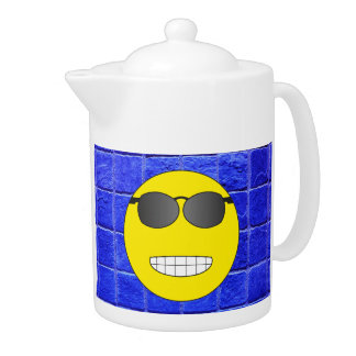 Smile Have A nice day Teapot