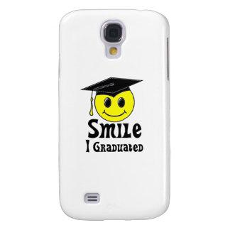 Smile, I Graduated! Samsung Galaxy S4 Case