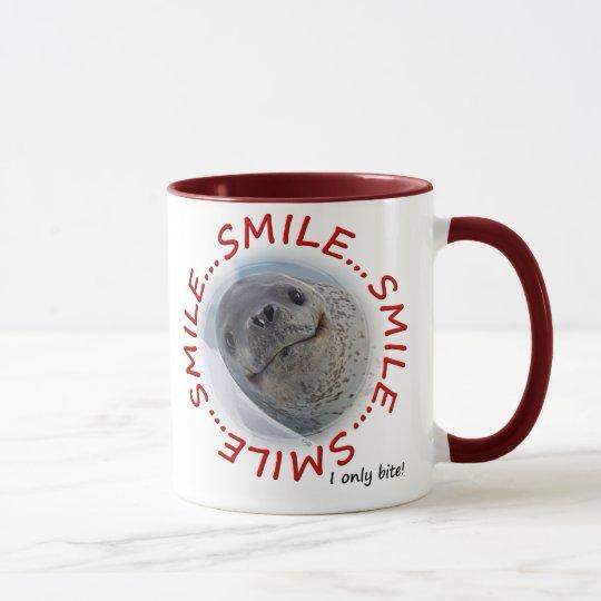 Smile...I only Bite! Mug