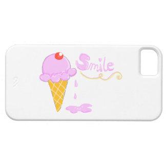Smile Ice Cream iPhone SE/5/5s Case