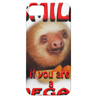 smile if you are a vegan. case for the iPhone 5