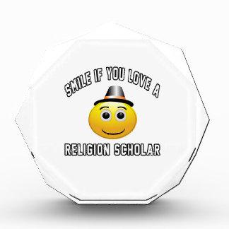 smile if you love a Religion scholar. Awards