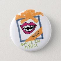 Smile in a Box Button