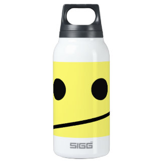 smile insulated water bottle