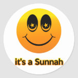 Smile it's a Sunnah Stickers