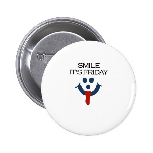 Smile It's Friday Pins