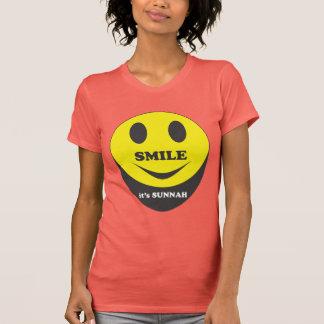 SMILE, it's SUNNAH Tee Shirt