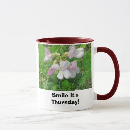 Smile it's Thursday! Mug