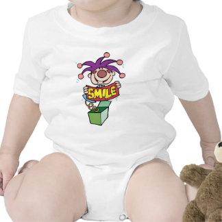Smile ~ Jack Box Toy Word Play Shirts