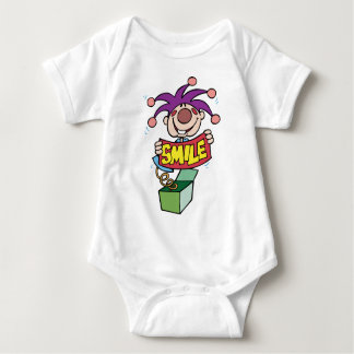 Smile ~ Jack Box Toy Word Play T-shirt