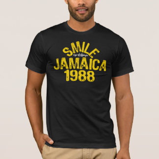 Smile Jamaica T-Shirt