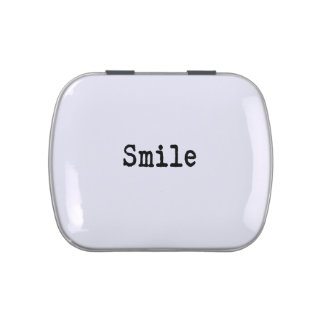 Smile Jelly Belly Tins