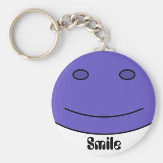 Smile Key Chains