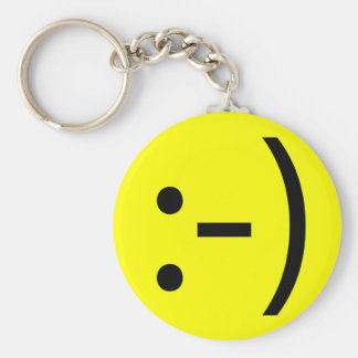 Smile Keychain Light