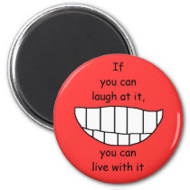 SMILE !  - magnet