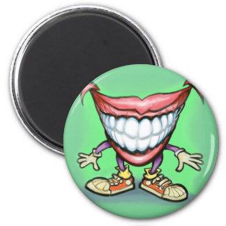 Smile Fridge Magnets