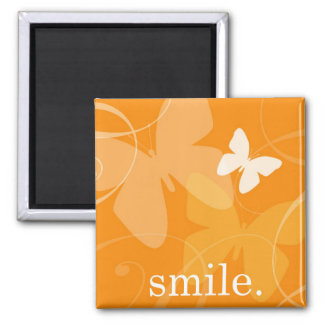 smile. - Magnet