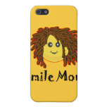 Smile Mon! Rasta Smiley Face Cases For iPhone 5