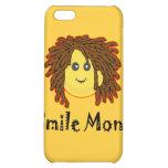 Smile Mon! Rasta Smiley Face iPhone 5C Cover