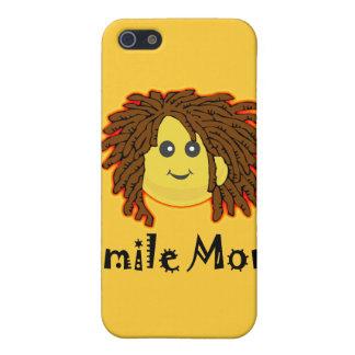 Smile Mon! Rasta Smiley Face iPhone SE/5/5s Case