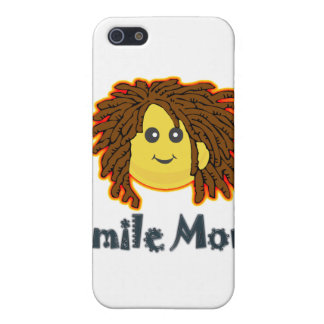 Smile Mon Rasta Smiley Face Nuts Bolts Case For iPhone SE/5/5s