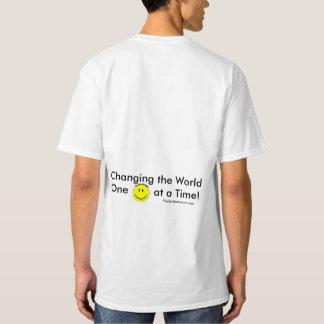 Smile Movement tee Saving the World