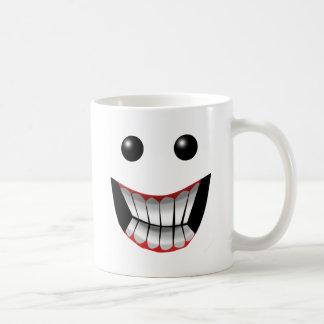 SMILE COFFEE MUGS