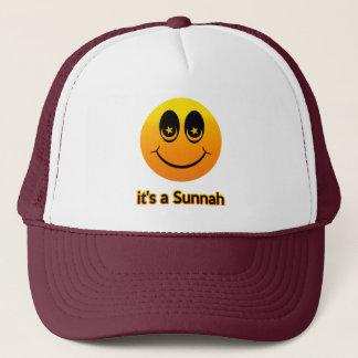 Smile Muslim Trucker Hat