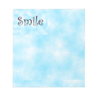 Smile-notepad Notepad