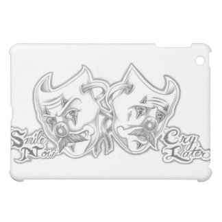 Smile Now Cry Later ipad case