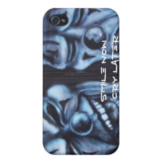 Smile Now ~ Cry Later iPhone 4/4S Cases