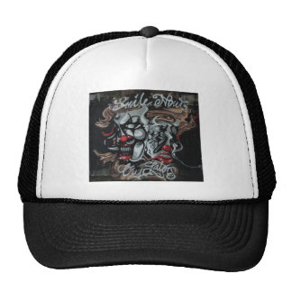 Smile now trucker hat