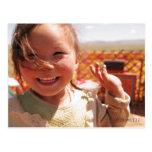 Smile of MONGOLIA ポストカード