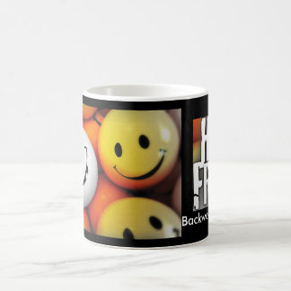 """Smile! (Or something)"" Homefront mug"