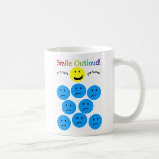 Smile Outloud! Coffee Mug